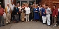 John, Karl-Erik, Kurt, Anne, Marianne, Inga med flera i Finja